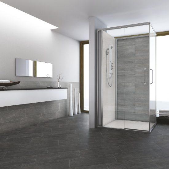 Elisir nero-grigio 20x60,4 bagno