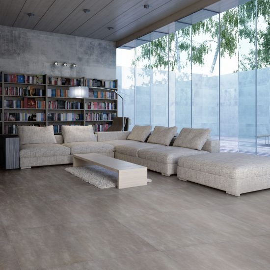 Bright Living Room interior 3d render